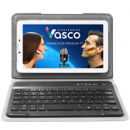 "Vasco Translator Premium 7"" with Keyboard"