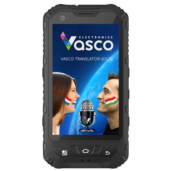 "Vasco Translator Solid 4"""